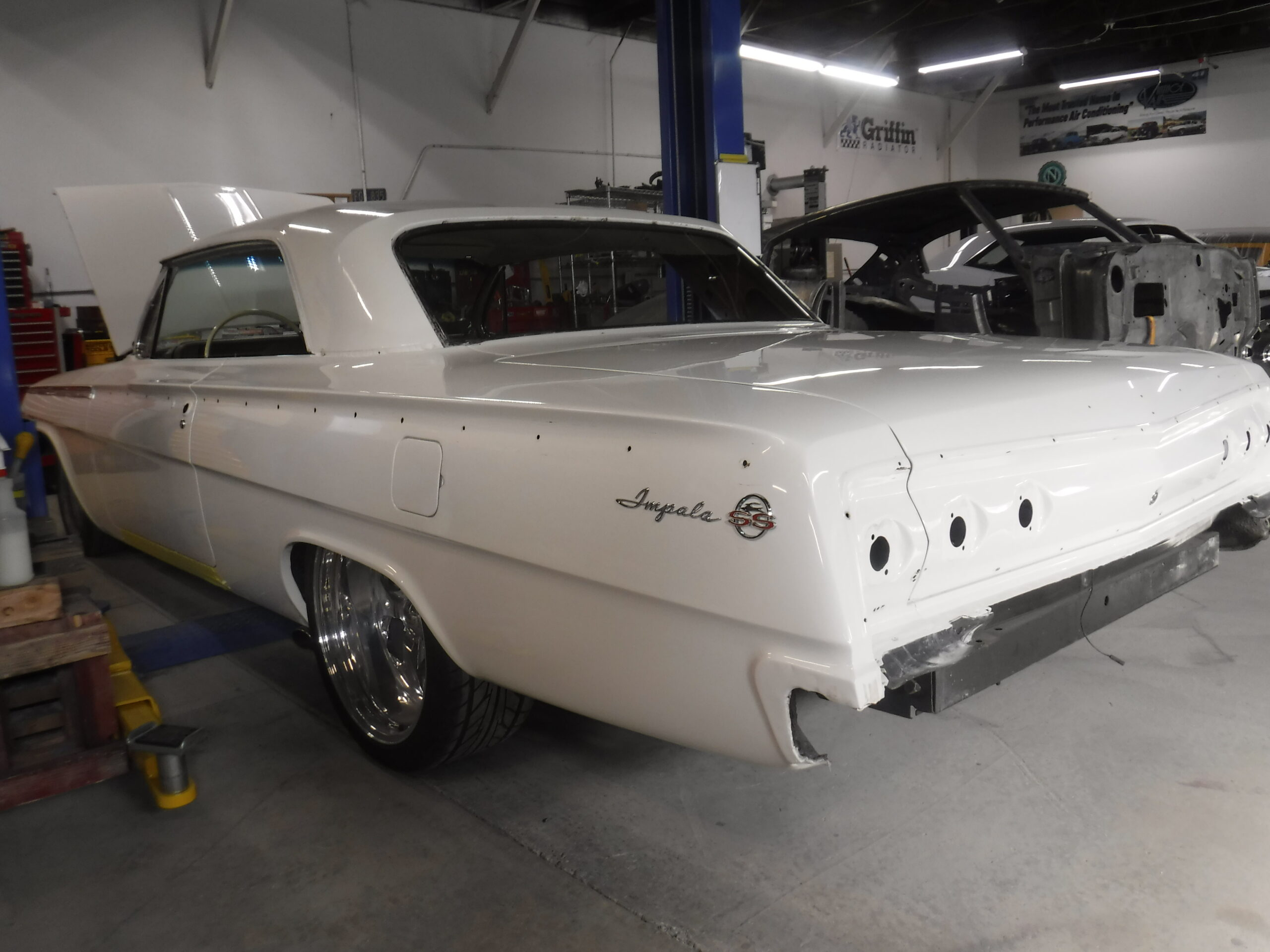 Read more about the article 1962 Chevrolet Impala SS
