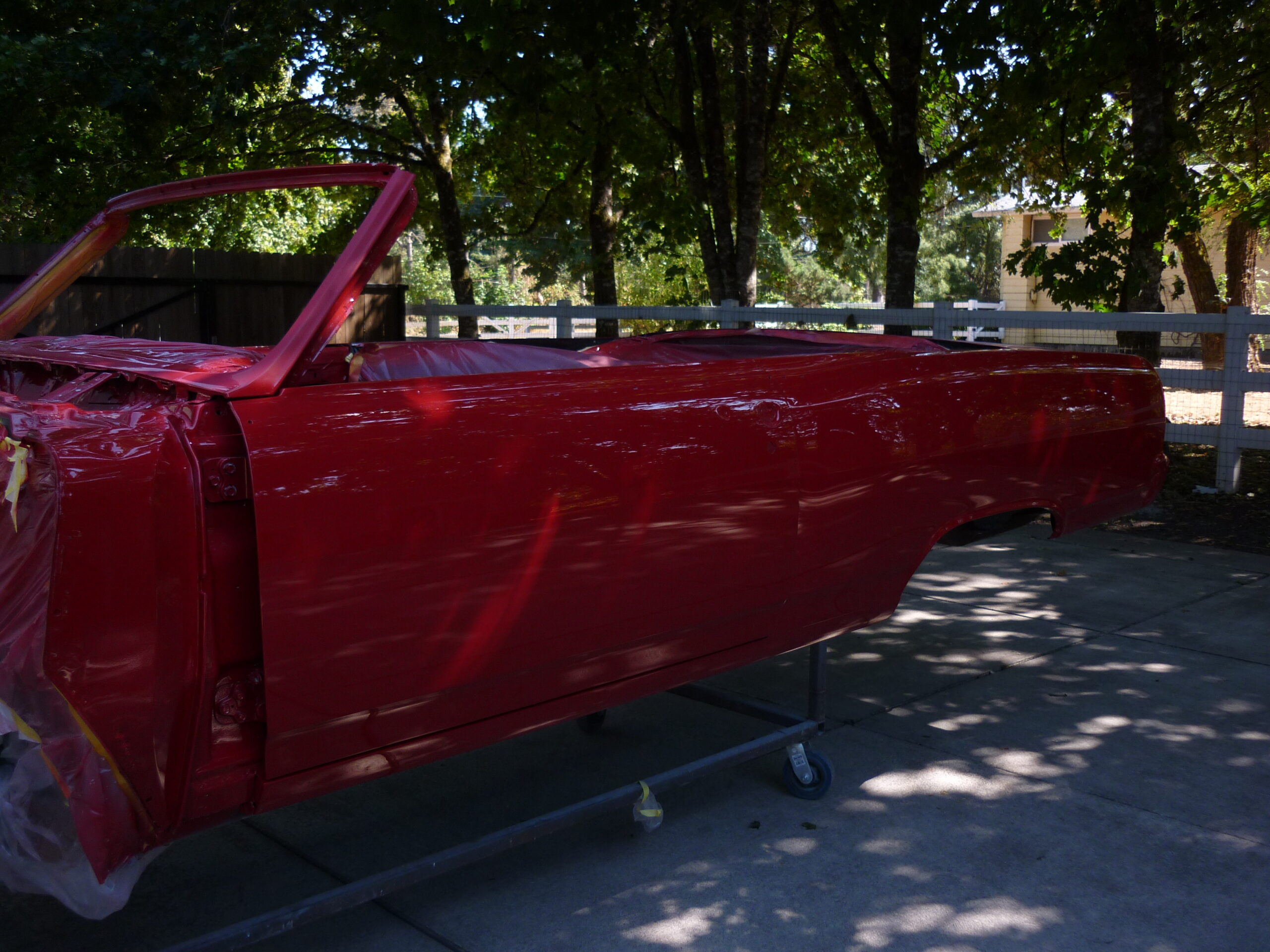 Read more about the article 1964 Chevelle Malibu SS